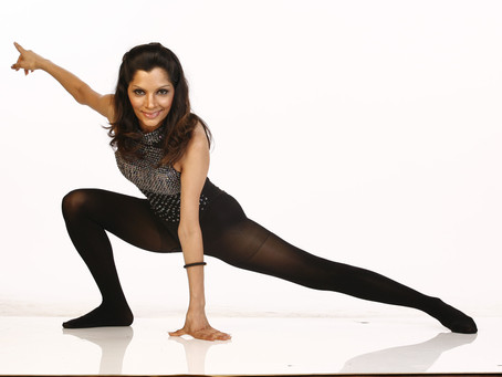 Warm-Up & Stretching, By Reema Sarin, Founder BOLLYFIT