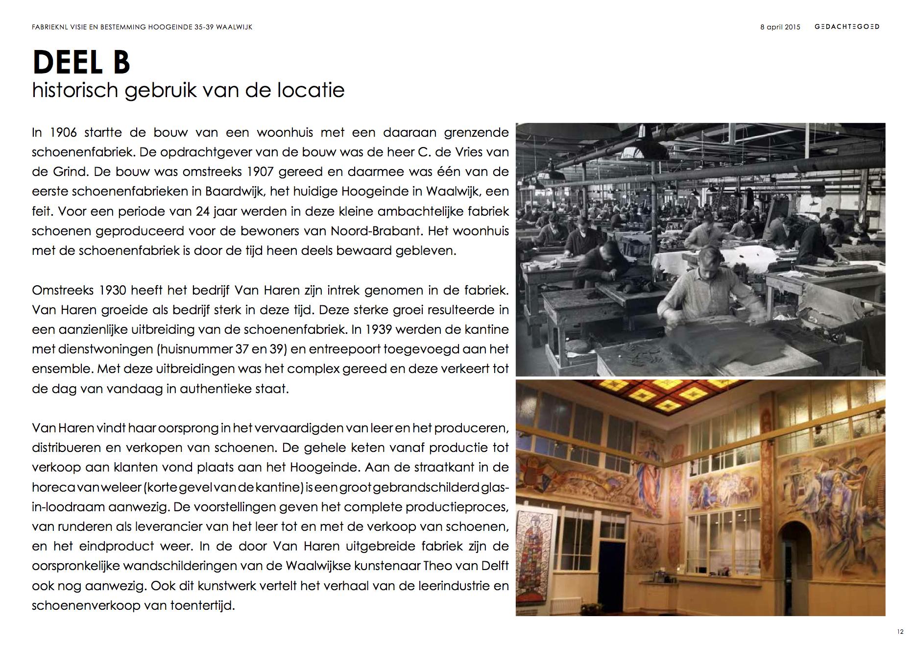 FabriekNL - Waalwijk