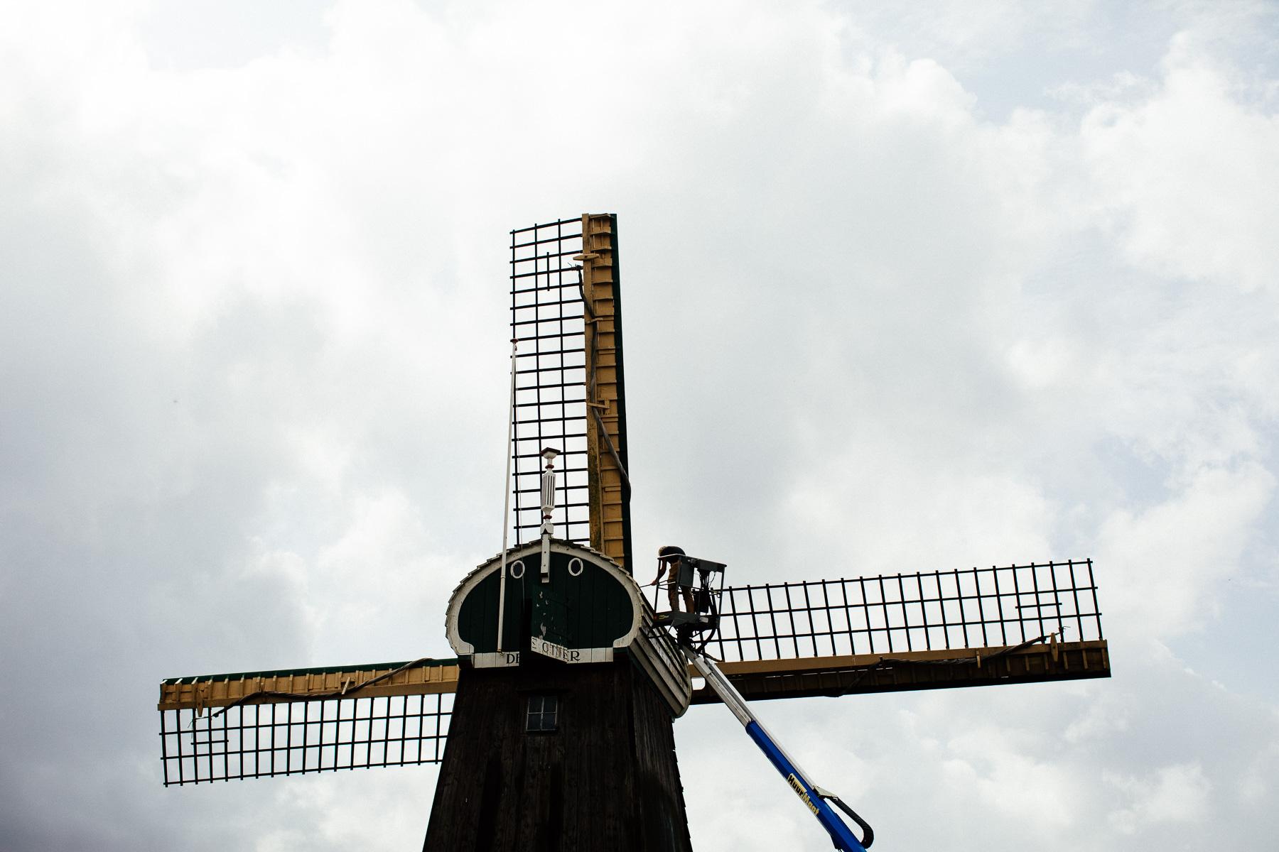 G.T. van  De Otter Amsterdam oud-wes