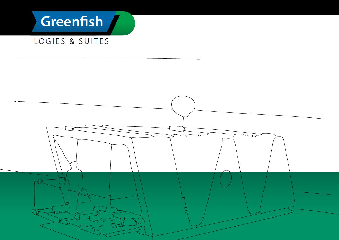 Greenfish - Logies & Suites