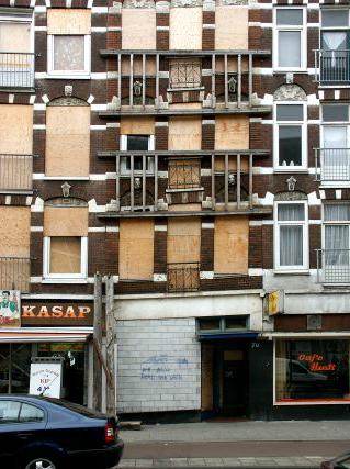 Jan Pieter Heijestraat - Amsterdam