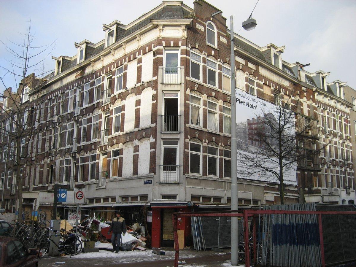 Hoek Jan Pieter Heije - Borgerstraat