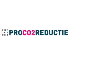 Pro CO2 reductie