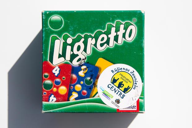 Ligreto 4 krāsas