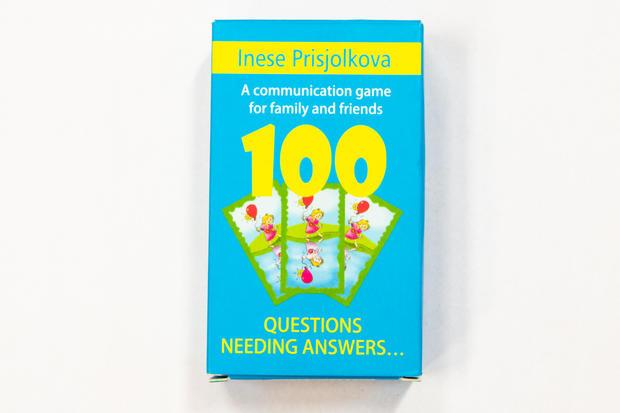 100 jautājumi sarunai (angliski)