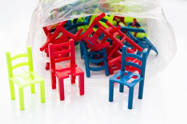 Krēslu piramīda