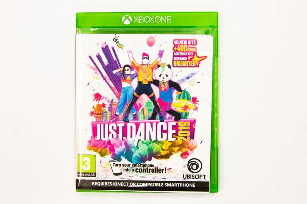 Just dance Xboxone