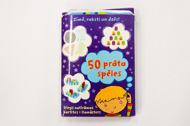 50 prāta spēles