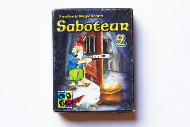 Sabotieris 2