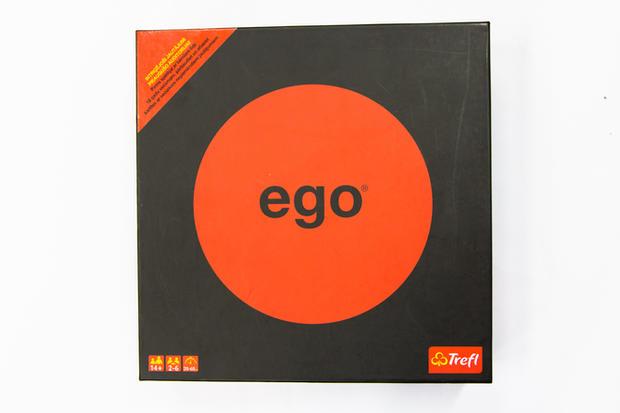 """""""Ego"""" ballīšu spēle"""