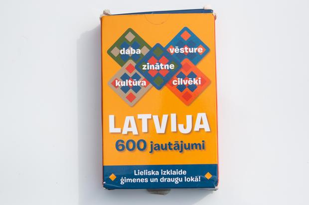 600 jautājumi par Latviju