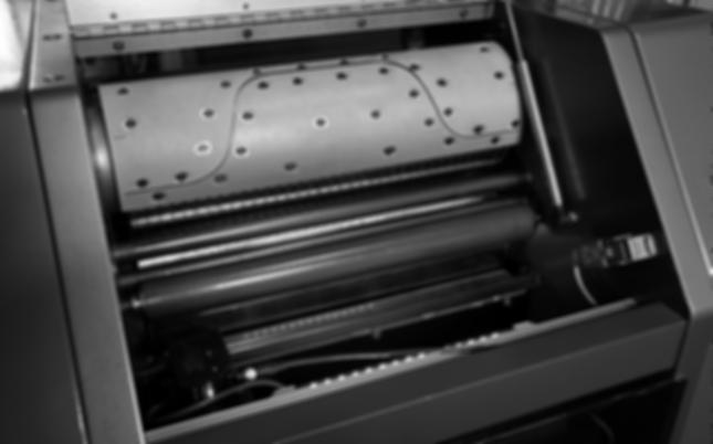 Innovative Die Cutting Machinery.