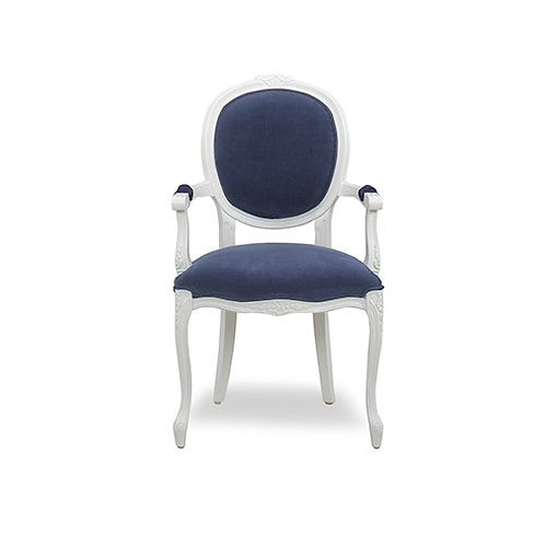 Regale Chair - Navy