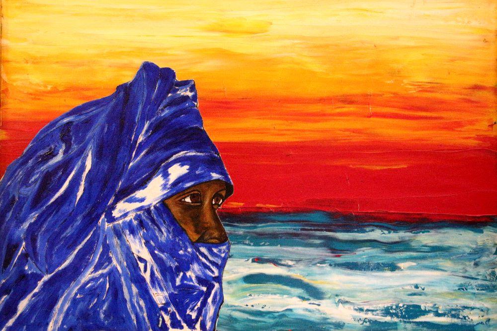 entre désert et mer