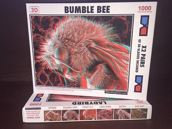 Bumble Bee 3D Jigsaw
