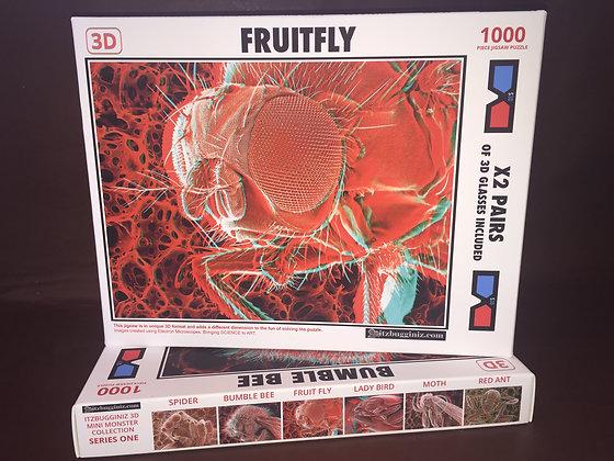 Fruitfly 3D Jigsaw