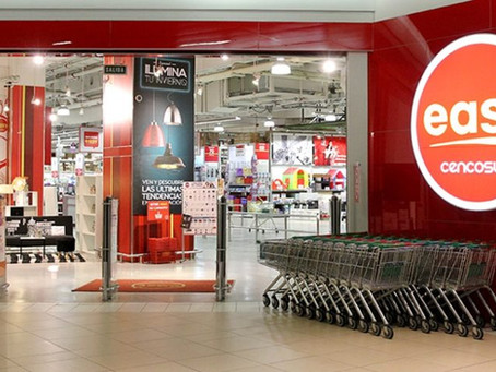 Implementación OWMS en CD E-commerce - Easy, Chile