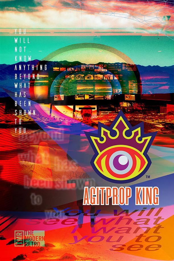 TMR-Agitprop King-Poster.jpg