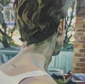 """""""Until I'm One With You III"""", 2019, Öl auf Leinwand, 80 x 80 cm"""