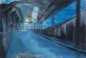 Ohne Titel, 2000, Öl auf Leinwand, 110 × 70 cm