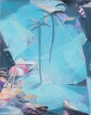"""""""Katrina"""", 2010, Öl auf Leinwand, 55 × 70 cm"""