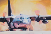 Ohne Titel, 2012, Öl auf Leinwand, 75 x 50 cm