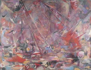 Ohne Titel, 2005 Öl auf Leinwand, 150 x 200 cm