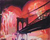 Ohne Titel, 2012, Öl auf Leinwand, 43 x 34 cm