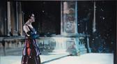 """""""Mary"""", 2017, Öl auf Leinwand, 160 x 100 cm"""