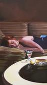 """Joan"", 2020, Öl auf Leinwand, 95 × 170 cm"