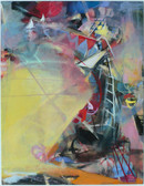 Ohne Titel, 2009, Öl auf Leinwand, 62 x 78 cm