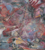 Ohne Titel, 2004, Öl auf Leinwand, 86 x 95 cm