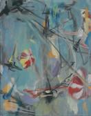 Ohne Titel, 2004, Öl auf Leinwand, 34 x 43 cm