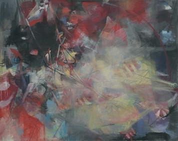 Ohne Titel, 2005, Öl auf Leinwand, 250 x 200 cm