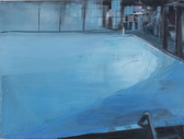 Ohne Titel, 2005, Öl auf Leinwand, 81 × 62 cm
