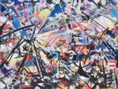 Ohne Titel, 2003, Öl auf Leinwand, 135 × 100 cm
