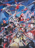 Ohne Titel, 2003, Öl auf Leinwand, 95 × 130 cm