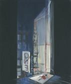 Ohne Titel, 2001, Öl auf Leinwand, 85 x 100 cm