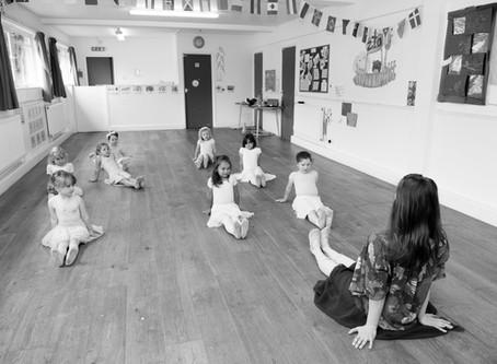 Why should children do ballet?