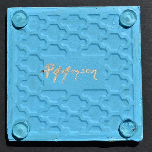 Ceramic Coasters - Arizona - Set of 4