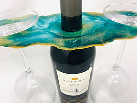 Teal and Gold wine butler 5.jpg
