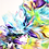 Blooms in Motion - Canvas Wall Art front view