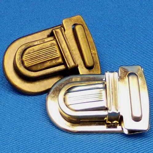 Koffersluiting nikkel 12mm