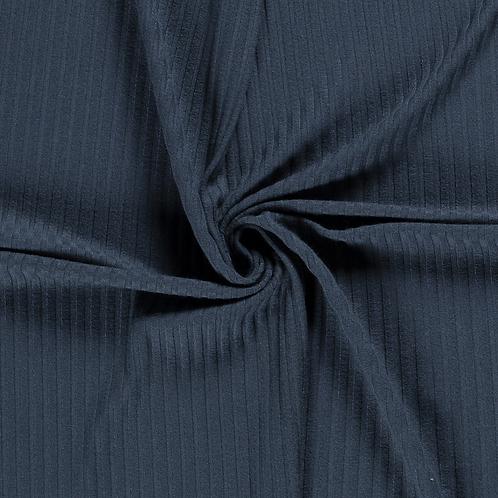 Gebreide Steel Blue