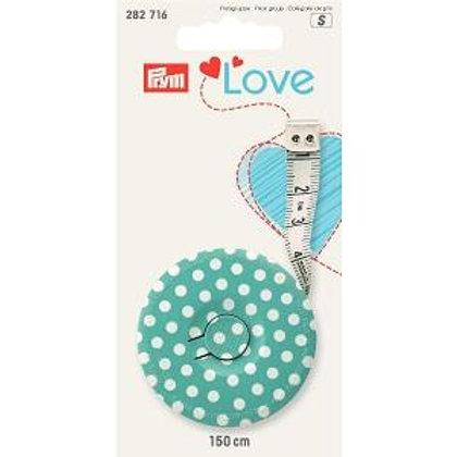 Love rolcentimeter
