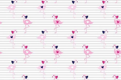 Tricot Flamingo