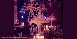 Feathers & Chandeliers