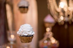 Floating Cupcake Harry Potter Dessert Display