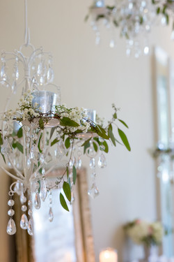 Crystal Candle Chandeliers