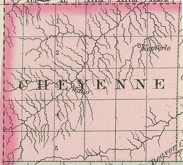 Cheyenne County Kansas